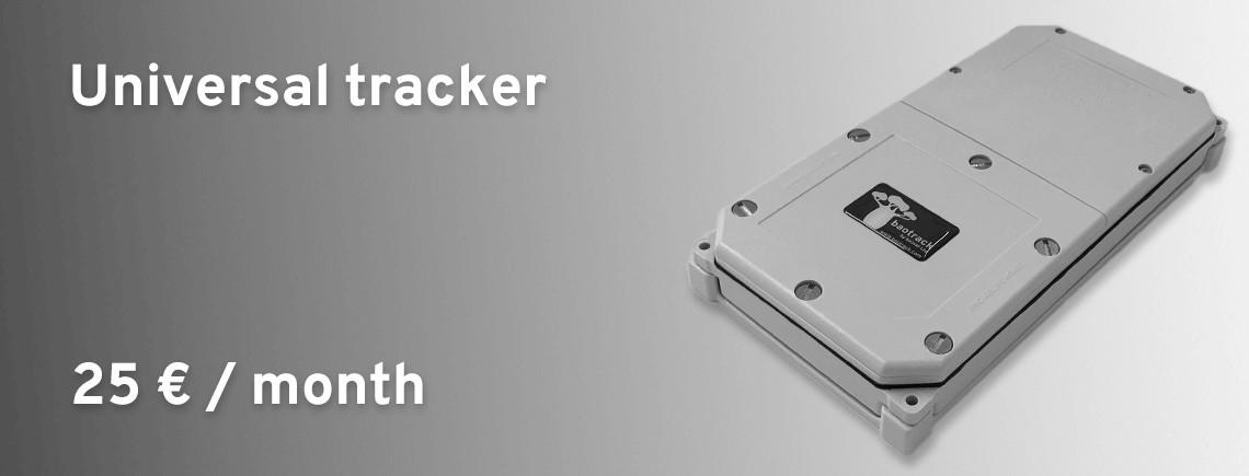 universal tracker
